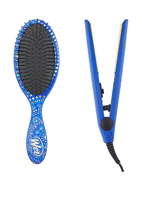 Wet Brush Harmonious Hair Brush Kit