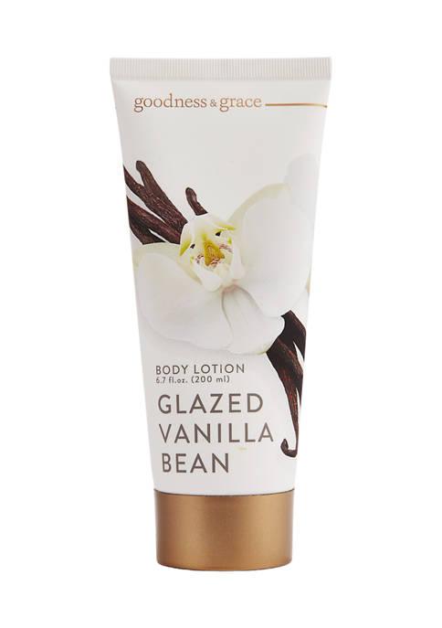 goodness & grace Glazed Vanilla Bean Body Lotion