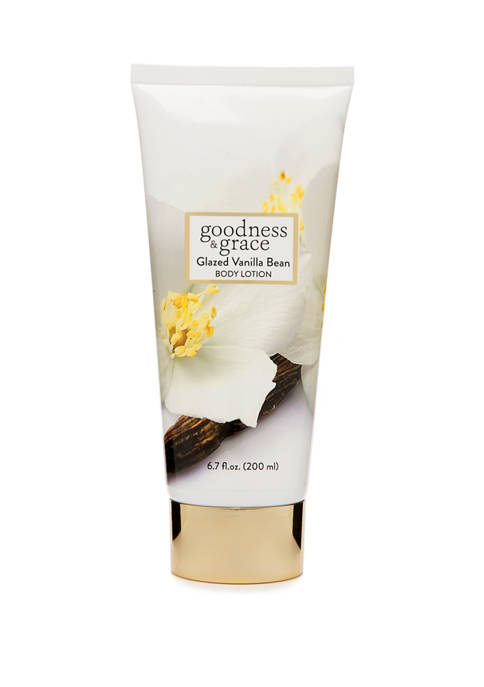 goodness & grace Glazed Vanilla Bean Body Lotion