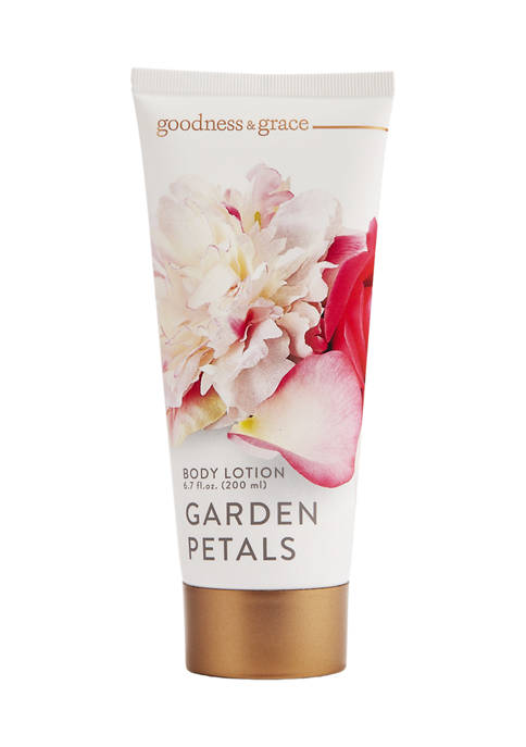 goodness & grace Garden Petals Body Lotion