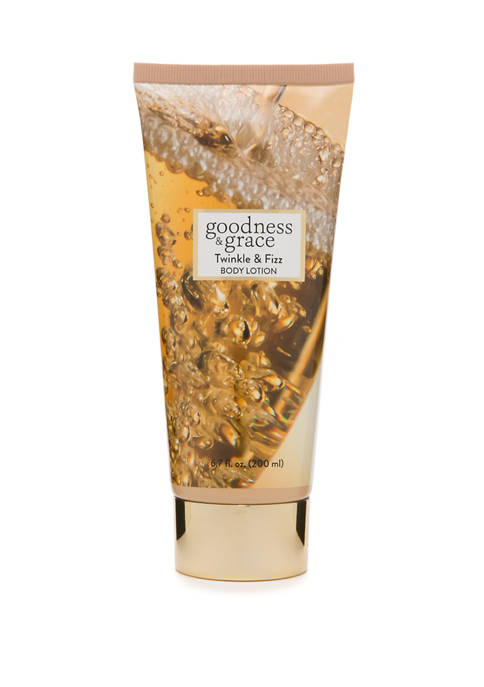 goodness & grace Twinkle & Fizz Body Lotion