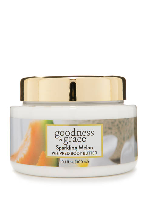 goodness & grace Sparkling Melon Whipped Body Butter