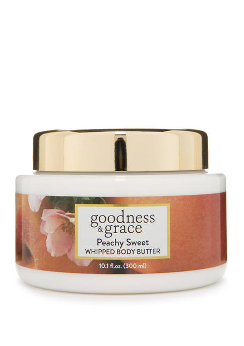 Peachy Sweet Whipped Body Butter