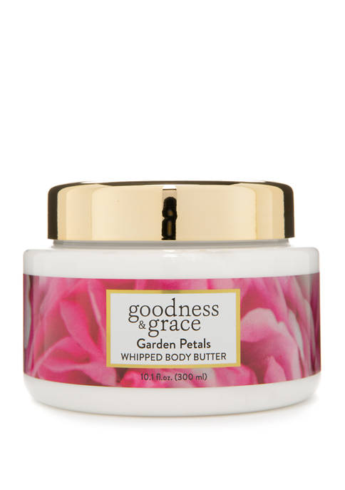 goodness & grace Garden Petals Whipped Body Butter