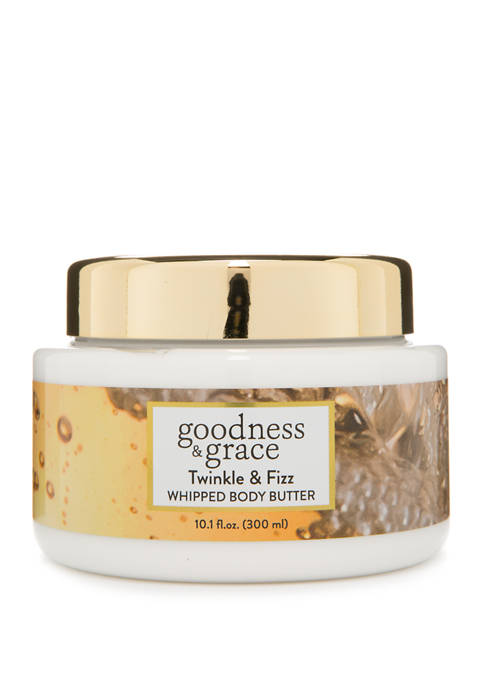 goodness & grace Twinkle & Fizz Whipped Body