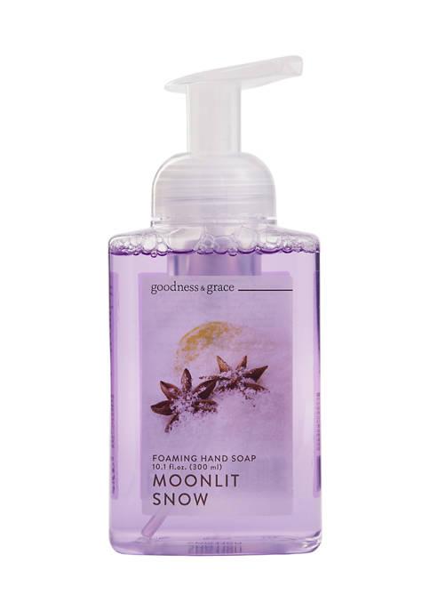 goodness & grace Moonlit Snow Foaming Hand Soap