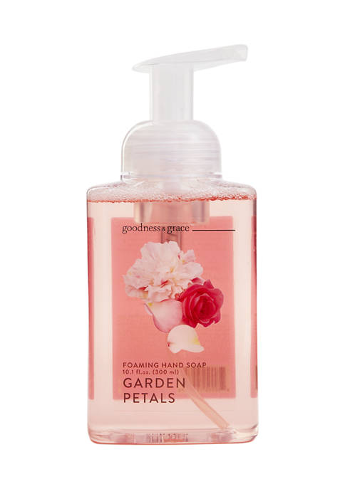 goodness & grace Garden Petals Foaming Hand Soap