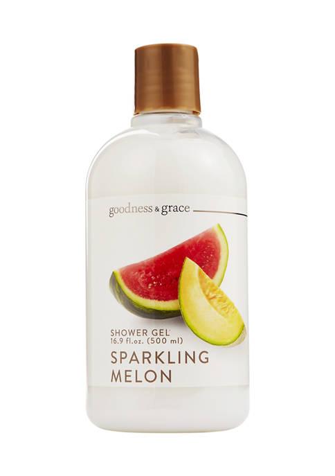 goodness & grace Sparkling Melon Shower Gel