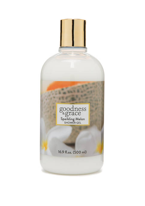 goodness & grace Sparkling Melon Shower Gel