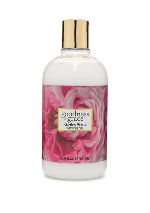 goodness & grace Garden Petals Shower Gel