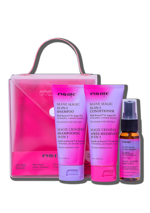Eva NYC Mane Magic Travel Size Set