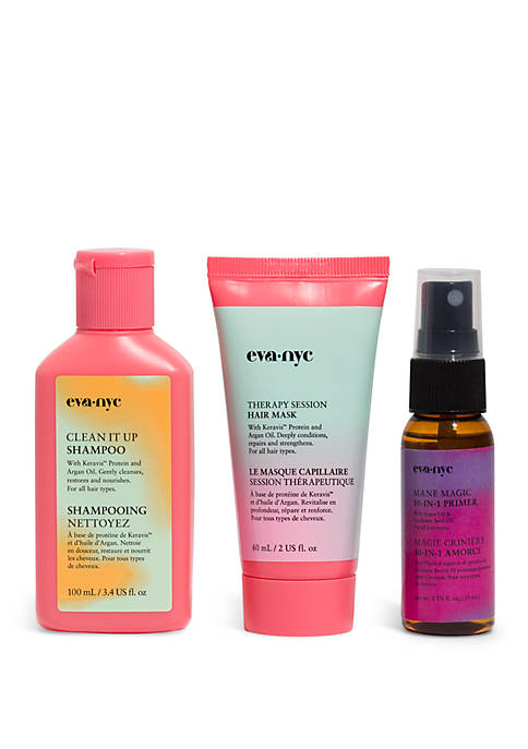 Eva NYC #Everydaygirl Hair Care Travel Set