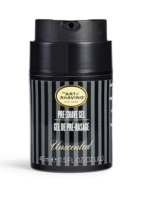 Art of Shaving Pre-Shave Unscented Gel, 1.5 oz.