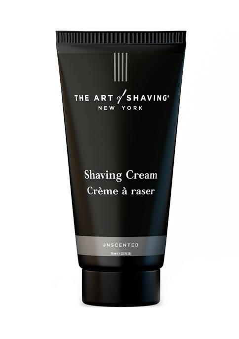 The Art of Shaving 2.5oz Unscented Shaving Cream