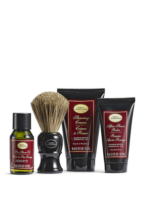 Art of Shaving Sandalwood Mid Size Kit