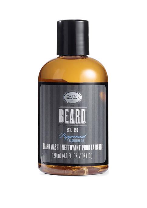 Peppermint Beard Wash