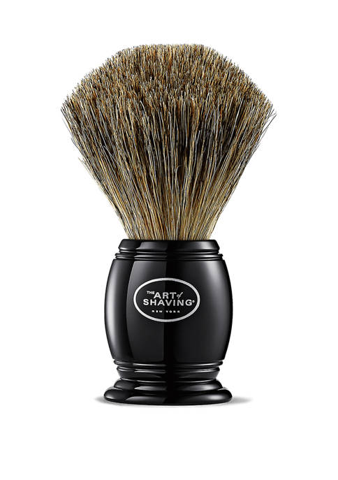 Art of Shaving Pure Black Shaving Brush