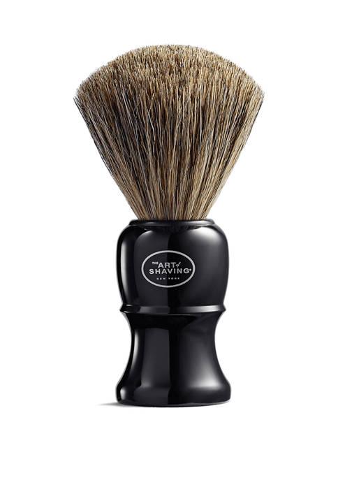 Art of Shaving Black Genuine Shaving Brush