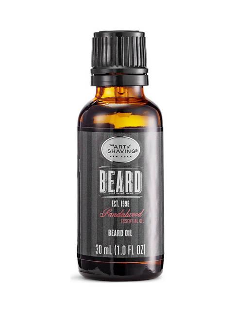 Art of Shaving Beard Oil