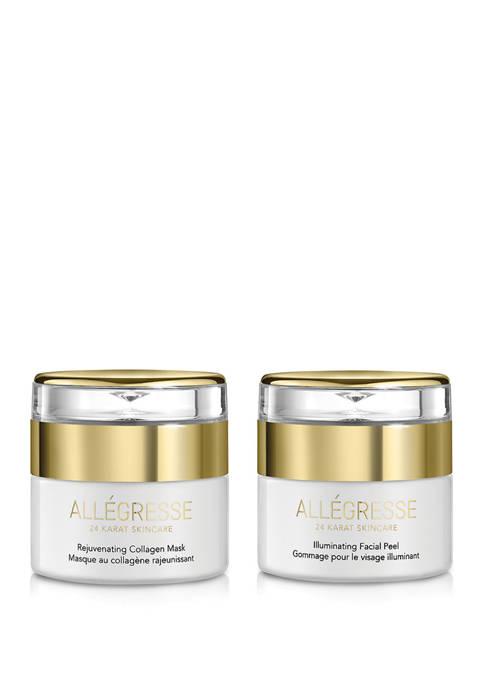 Allegresse 24 Karat Skin Care Rejunvenate & Illuminate