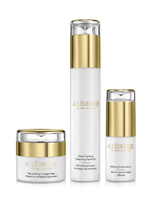 Allegresse 24 Karat Skin Care Rejunvenating & Cleansing