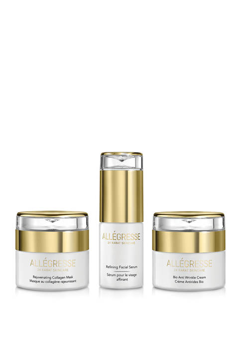 Allegresse 24 Karat Skin Care Anti Aging 3