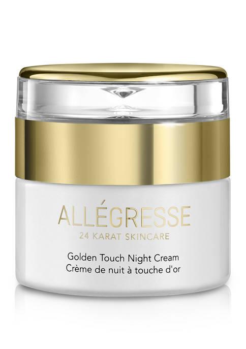 Allegresse 24 Karat Skin Care Golden Touch Night