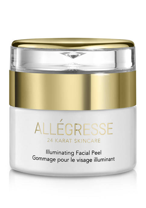 Allegresse 24 Karat Skin Care Illuminating Facial Peel