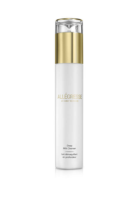 Allegresse 24 Karat Skin Care Milk Cleanser