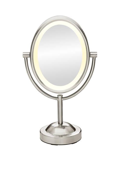 Conair 1x/7x Oval Lighted Mirror