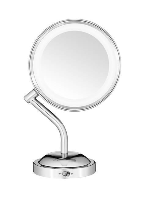 Conair Chrome Makeup Mirror