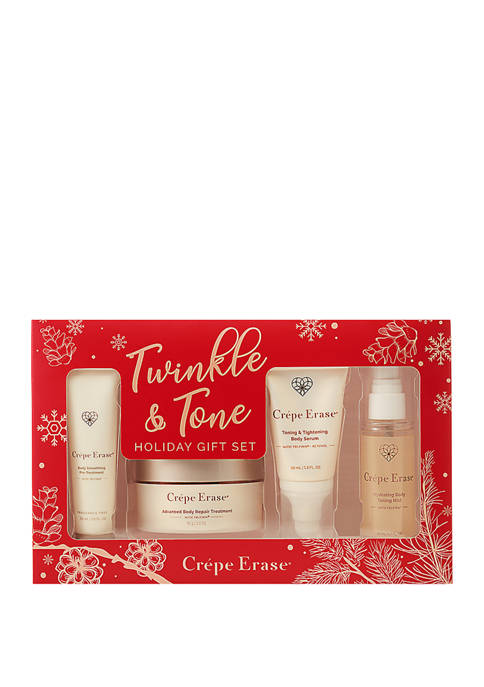 Advanced Holiday Twinkle Toning 4-Piece Kit