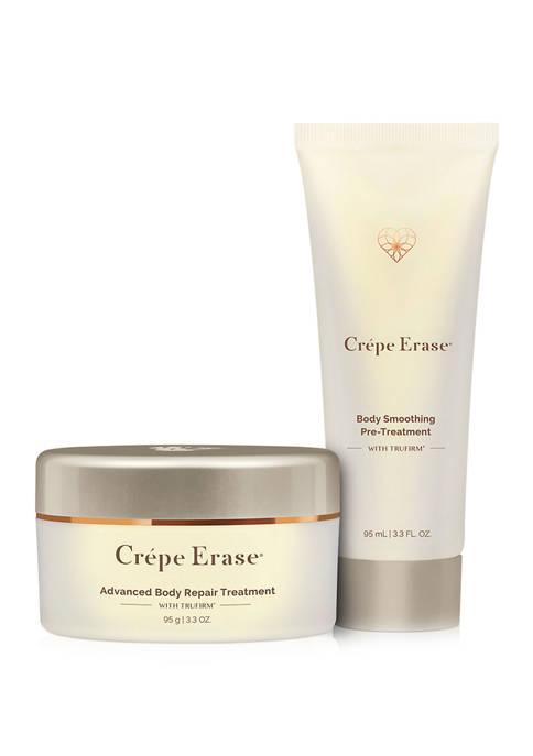 Crepe Erase 2- Step Advanced Body Treatment, Original