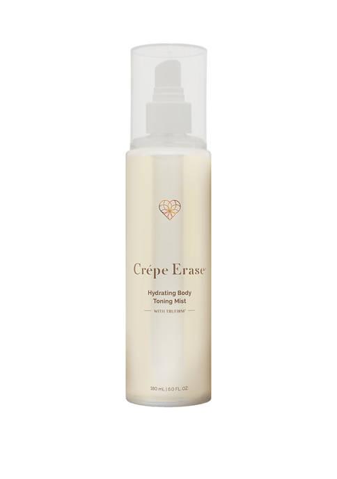 Crepe Erase Hydrating Body Toning Mist, Citrus