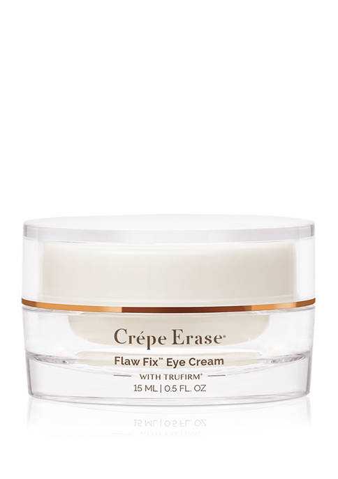Crepe Erase Flaw Fix Eye Cream