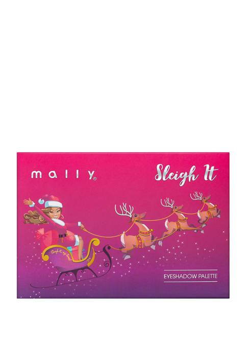 Mally Beauty Sleigh It Eyeshadow Palette