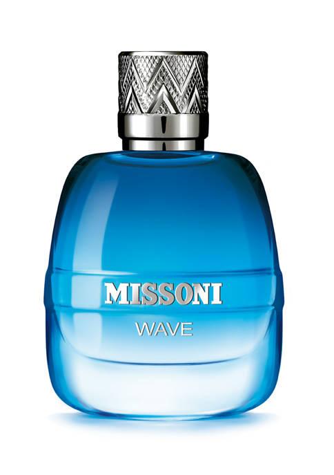Missoni Wave 3.4 oz Eau de Toilette Natural