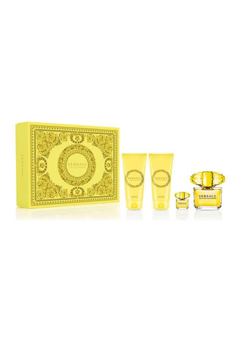 Yellow Diamond Fall  Gift Set