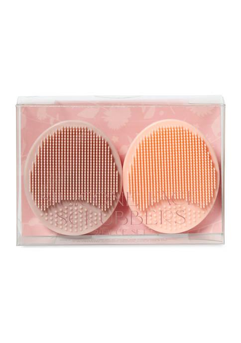 Belk Beauty Set of 2 Face Scrubbers