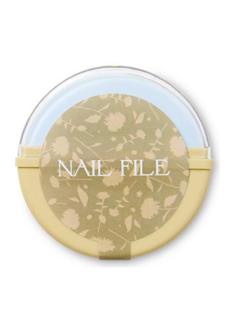 Belk Beauty Circular Nail File