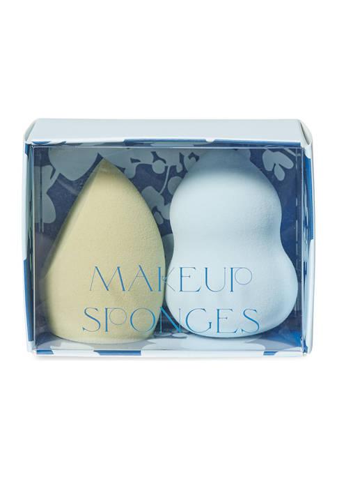 Belk Beauty Set of 2 Makeup Sponges