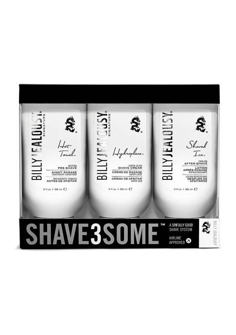 Billy Jealousy Shave 3 Some Kit