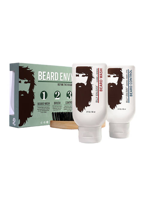 Billy Jealousy Beard Envy Kit (2) Items with