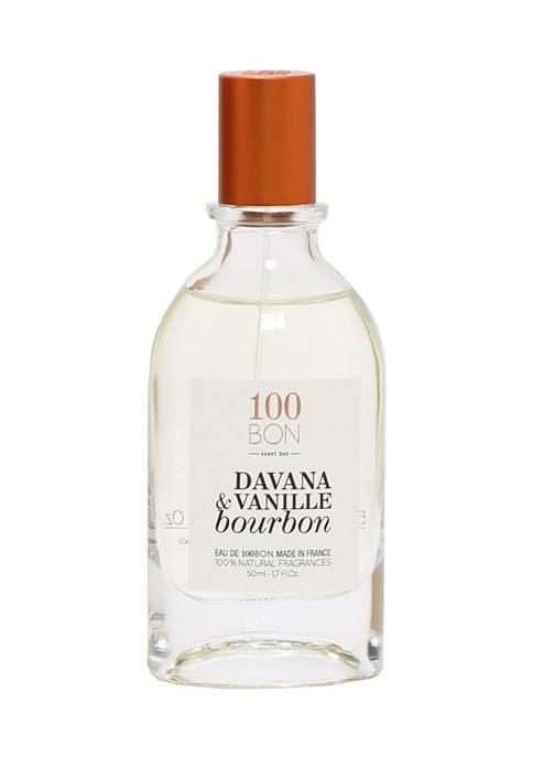 Davana & Vanille Bourbon Fragrance Spray