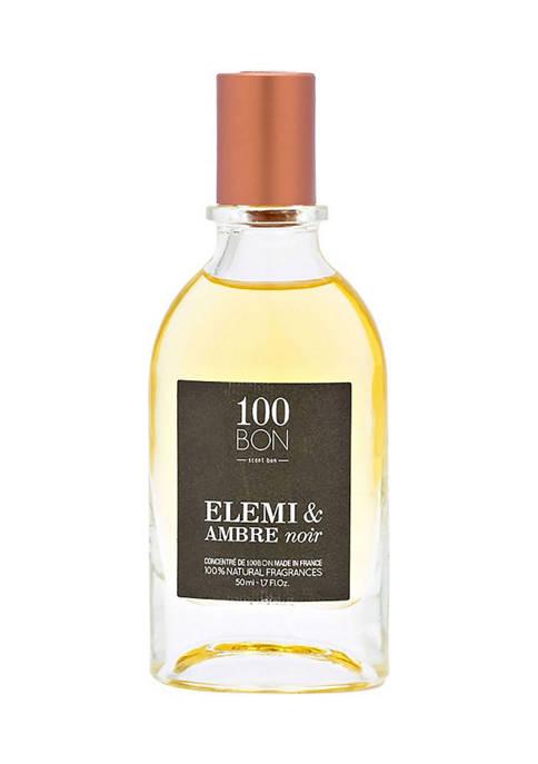 Elemi & Ambre Noir Natural Concentrate Fragrance Spray