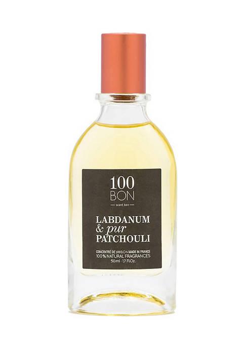 100BON Labdanum & Pur Patcholi Fragrance Spray