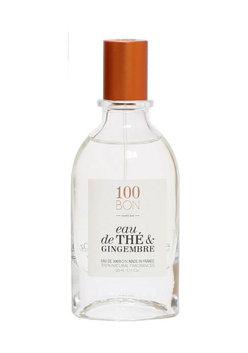 100BON Eau de The & Gingembre Fragrance Spray