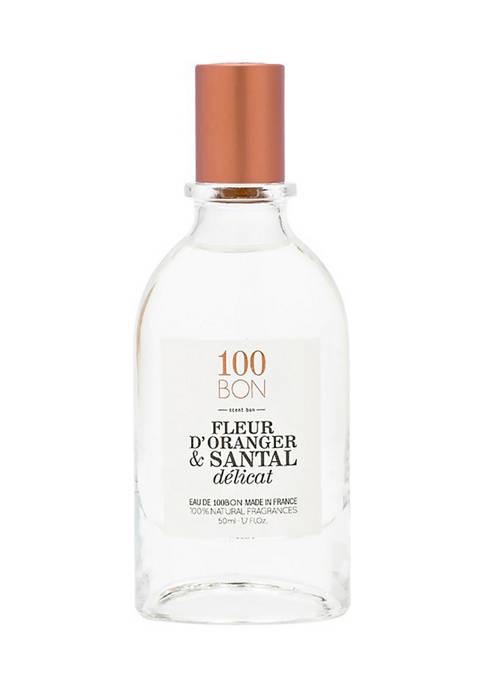 100BON Fleur DOrange & Santal Delecat Fragrance Spray