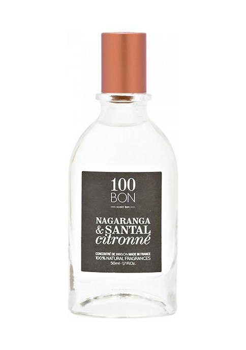 Nagaranga & Santal Citronne Fragrance Spray