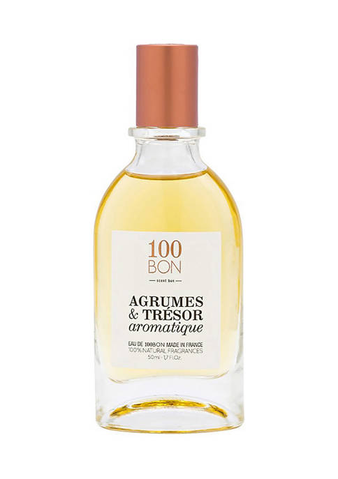 100BON Agrumes & Tresor Aromatique Natural Fragrance Spray